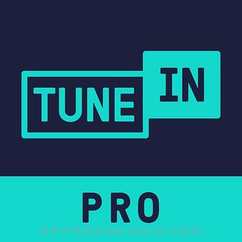 TuneIn Pro - Radio & Sports app description and overview