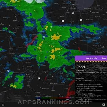 MyRadar Weather Radar Ipad Images