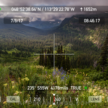 Theodolite iphone images