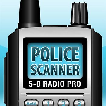 5-0 Radio Pro Police Scanner app overview, reviews and download