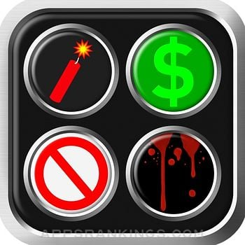Big Button Box - funny sound effects & loud sounds app reviews and download