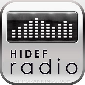HiDef Radio Pro - News & Music Stations app reviews and download