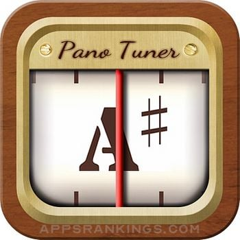 Pano Tuner - Chromatic Tuner app reviews and download