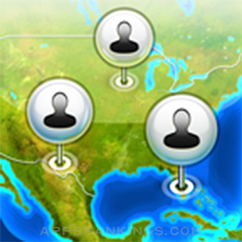 Map Contacts app reviews and download