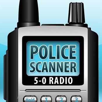 5-0 Radio Police Scanner app reviews and download