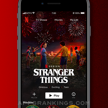 Netflix iphone images