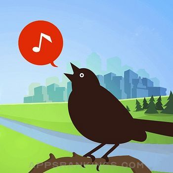 Chirp! Bird Songs & Calls USA app reviews and download