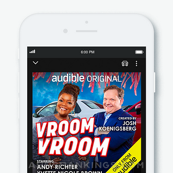 Audible audio books & podcasts iphone images