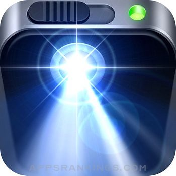Flashlight Ⓞ app reviews and download