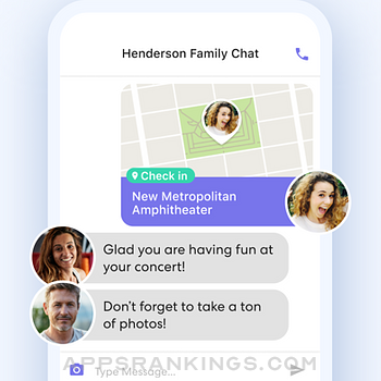 Life360: Find Family & Friends iphone images