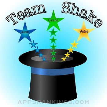 Team Shake app reviews and download