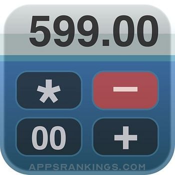 Adding Machine 10Key iPhone app reviews and download
