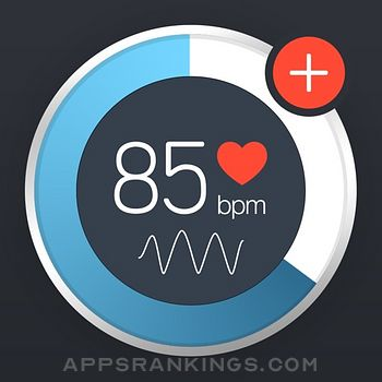 Instant Heart Rate+ HR Monitor app reviews and download