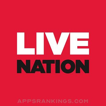 Live Nation – For Concert Fans app reviews and download