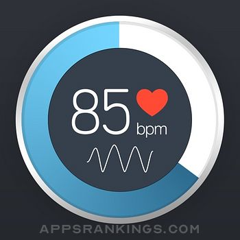 Instant Heart Rate: HR Monitor app reviews and download