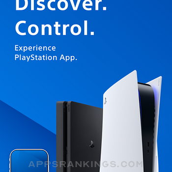 PlayStation App iphone images