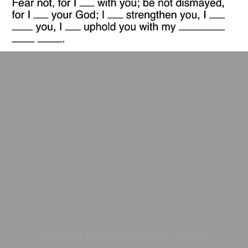 Fighter Verses: memorize Bible iphone images