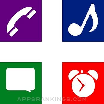 ADD RINGTONES Text Tones, Ringtone & Alerts Logo