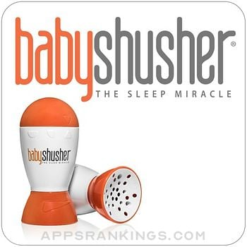 Baby Shusher: Calm Sleep Sound app reviews and download