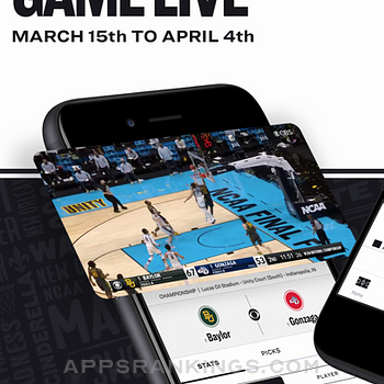NCAA March Madness Live iphone images