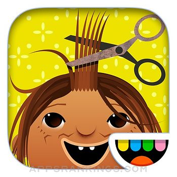 Toca Hair Salon app reviews and download