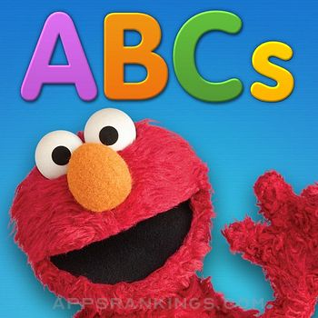 Elmo Loves ABCs app reviews and download
