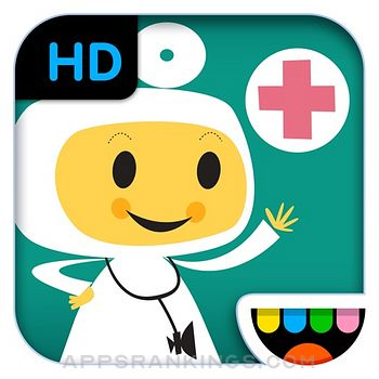 Toca Doctor HD app reviews and download
