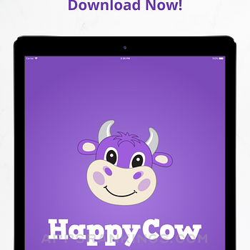 Vegan Food Near You - HappyCow Ipad Images