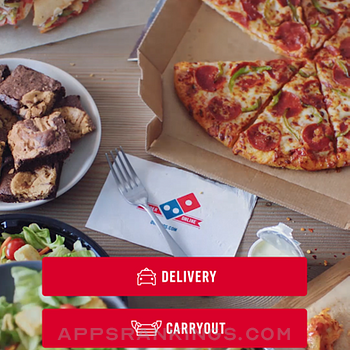 Domino's Pizza USA iphone images