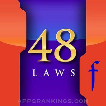 Mastering the 48 Laws of Power app reviews and download