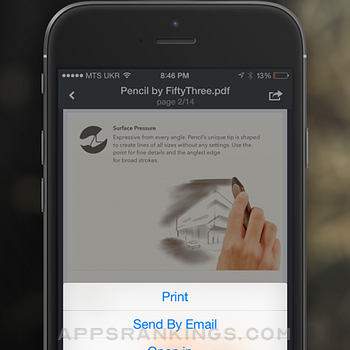 PDF Converter by Readdle iphone images