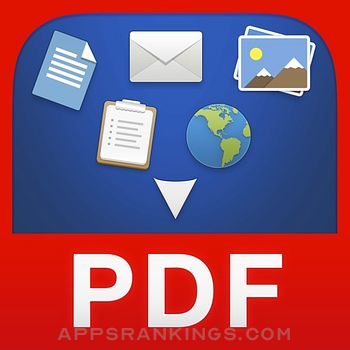 PDF Converter by Readdle app description and overview