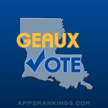 GeauxVote Mobile app reviews and download