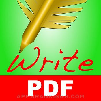 WritePDF for iPhone app reviews and download