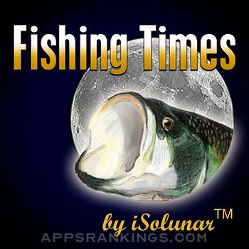 Fishing Times by iSolunar app reviews and download