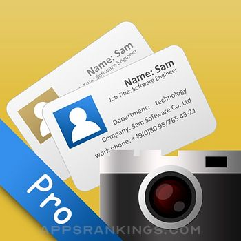 business card scanner-sam pro app reviews and download