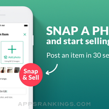 OfferUp - Buy. Sell. Letgo. iphone images