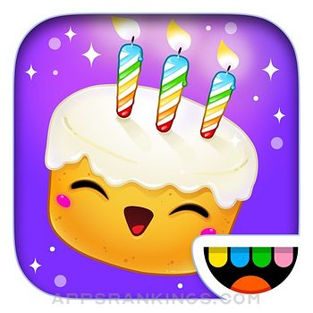 Toca Birthday Party app reviews and download
