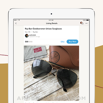Poshmark: Buy & Sell Fashion Ipad Images