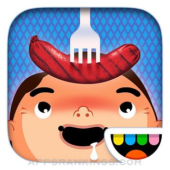 Toca Kitchen app reviews and download