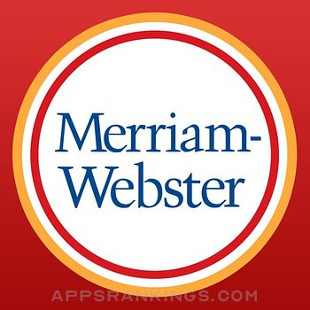 Merriam-Webster Dictionary Pro app reviews and download
