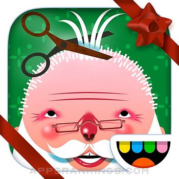 Toca Hair Salon - Christmas app reviews and download