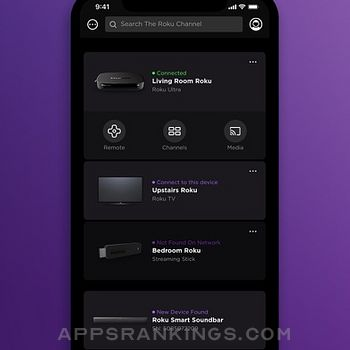 Roku - Official Remote iphone images