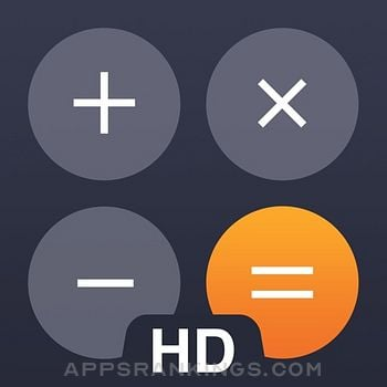Calculator HD app reviews and download