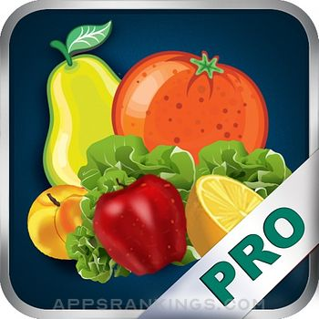 Raw Food Diet Pro - Healthy Organic Food Recipes and Diet Tracker app reviews and download