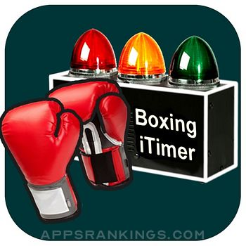 Boxing iTimer Lite app reviews and download