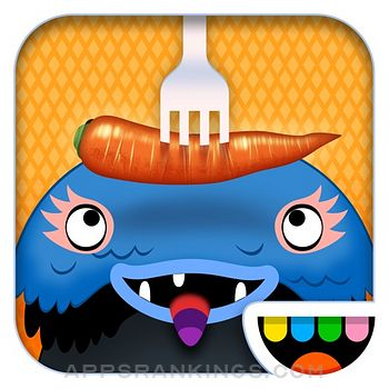 Toca Kitchen Monsters app reviews and download
