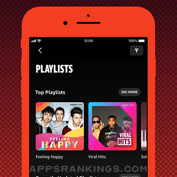 Amazon Music: Songs & Podcasts iphone images