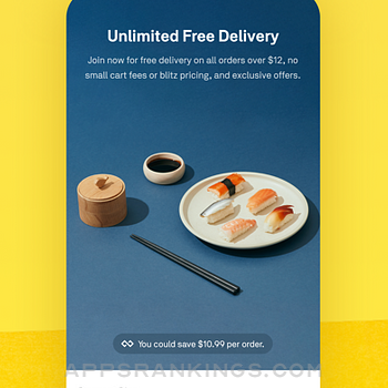 Postmates - Food Delivery iphone images