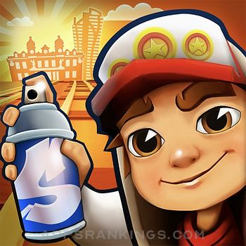 Subway Surfers app reviews and download
